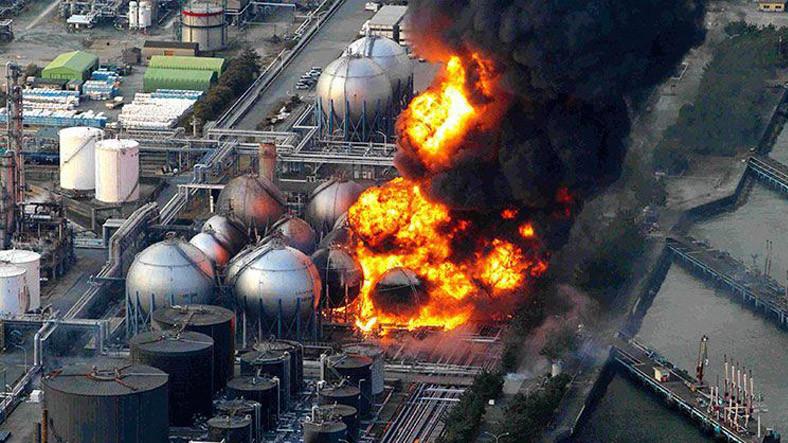 2011 Yılında Meydana Gelen Fukuşima Nükleer Kazası
