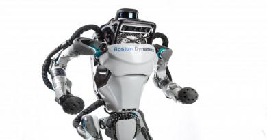 ATLAS, ( Yeni Nesil İnsansı Robot )
